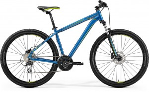 MERIDA BIG SEVEN 20D BLUE 2019